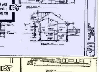 Gallery 12 designs inc how to read a blueprint custom How to read plans for a house